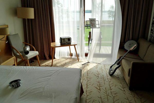Mobilny escape room w pokojach hotelowych Marina Club Olsztyn
