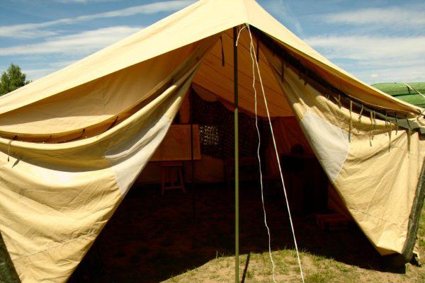 Mobilny escape room w namiotach - 2017