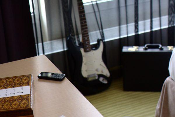 Mobilny escape room w pokojach hotelowych Sound Garden Hotel