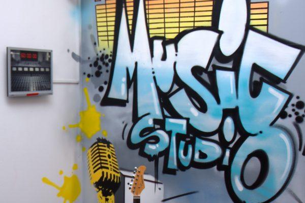 Escape room studio nagrań